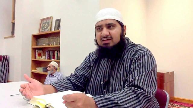 Mufti Ikram ul Haq