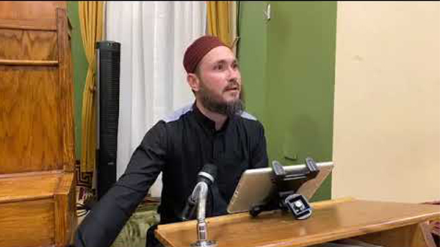 Imam Abdur Rahman Ahmad