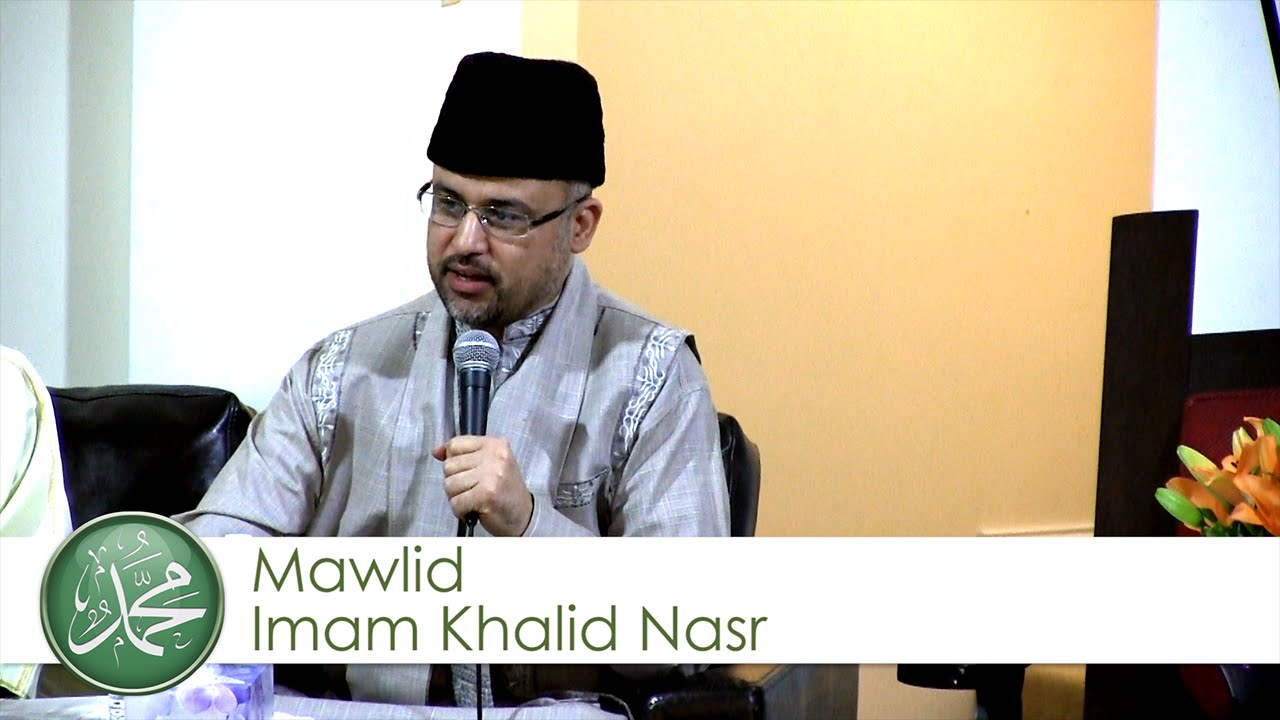 Imam Dr. Khalid Nasr