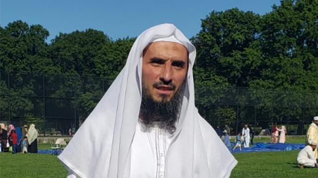 Imam Saud Ajani